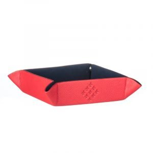 Official Red Arrows Gift Men's Tray 100% Leather asali