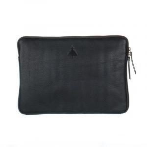 Typhoon Embossed leather laptop bag