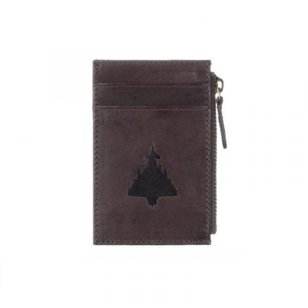 typhoon leather cardholder and purse asali