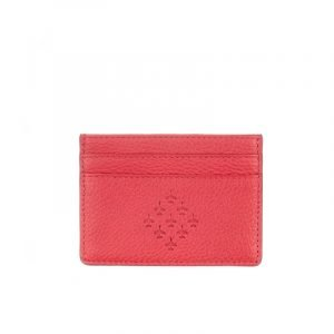 red arrows leather cardholder officially licensed