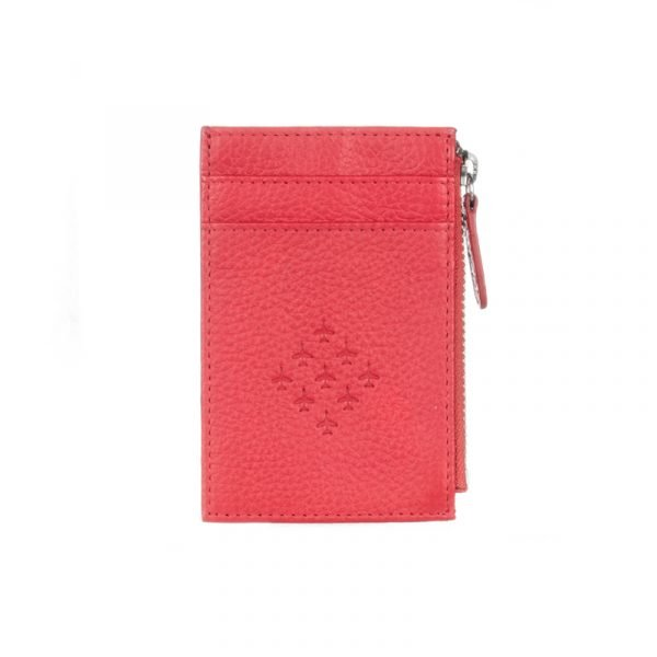 100% Red Arrows Zipped Cardholder