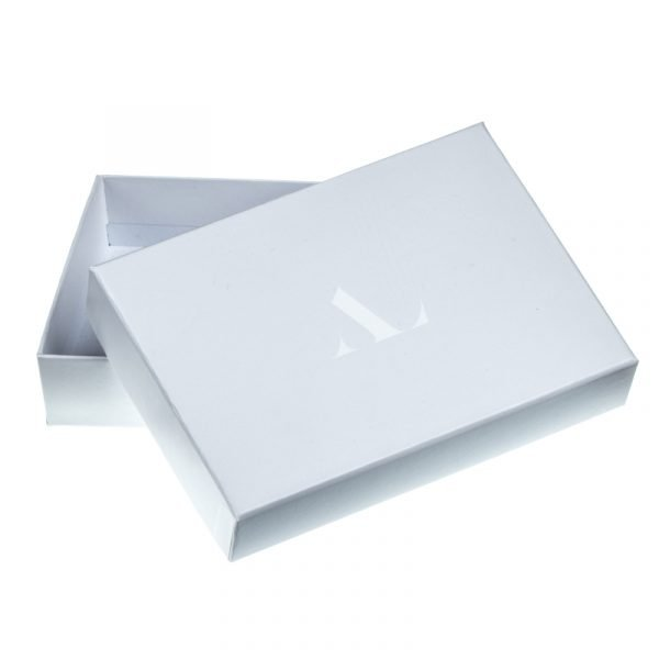 tiny box white asali gift box