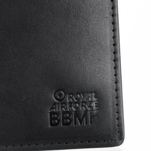 Close of BBMF De-bossing on asali wallet