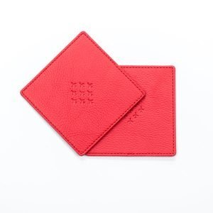 red arrows coaster square with diamond 9 logo