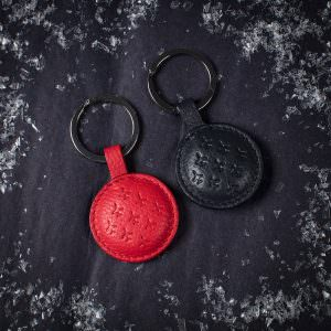 official red arrows key ring duo set