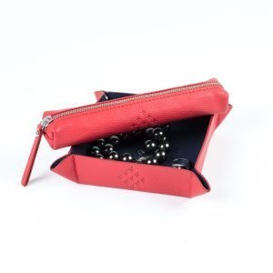 asali red arrows desk tidy duo
