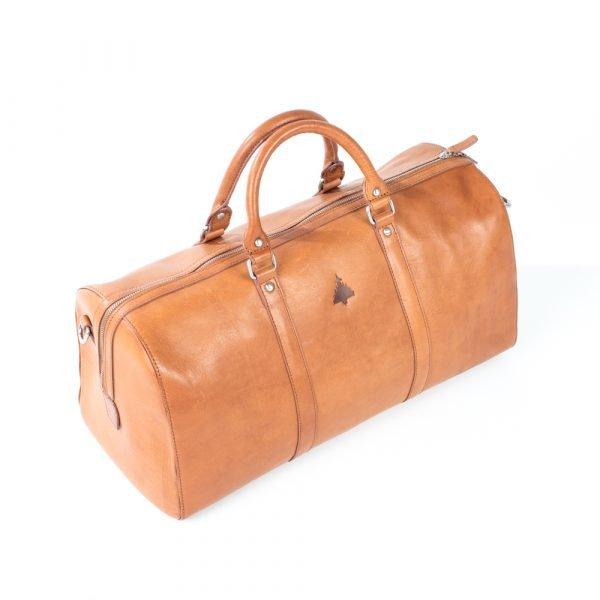 typhoon weekend bag italian leather asali