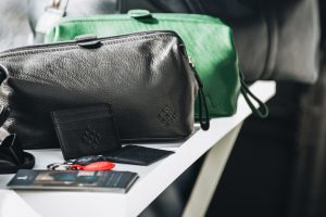 cardholders and washbags at asali raf scampton