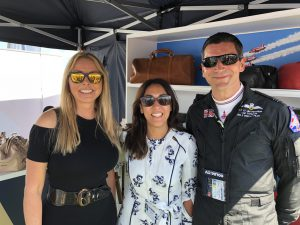 mindy arora carol vorderman jim peterson display pilot