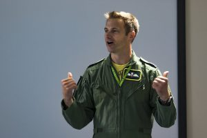 Wing Commander Jonathon Eastlake