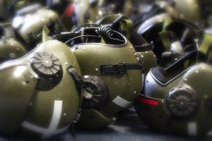 chinook helmets