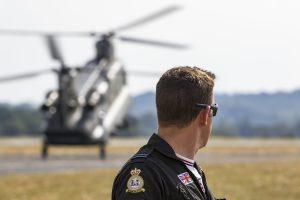 Flight Lieutenant Andy 'Donners' Donovan