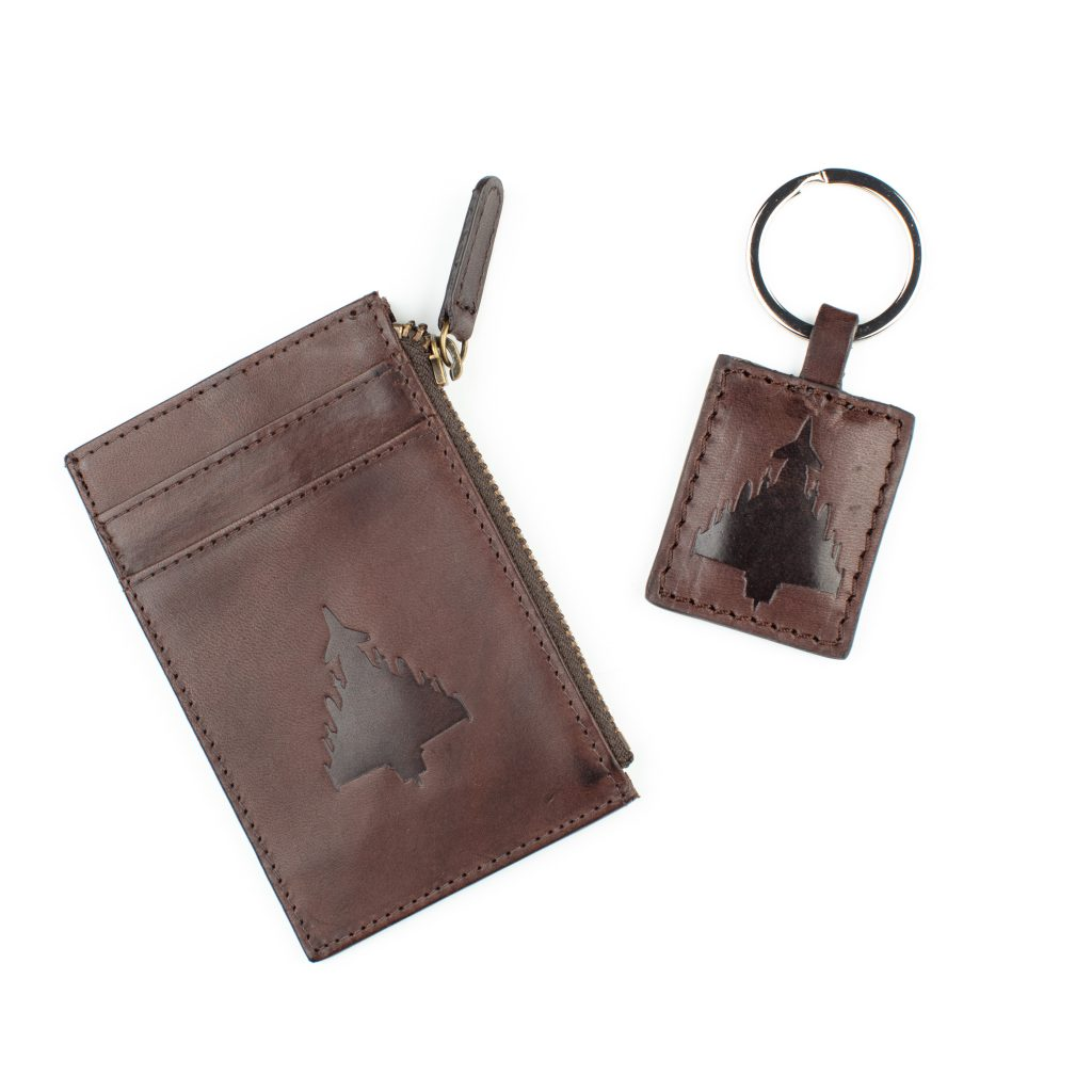 typhoon keyring and cardholder