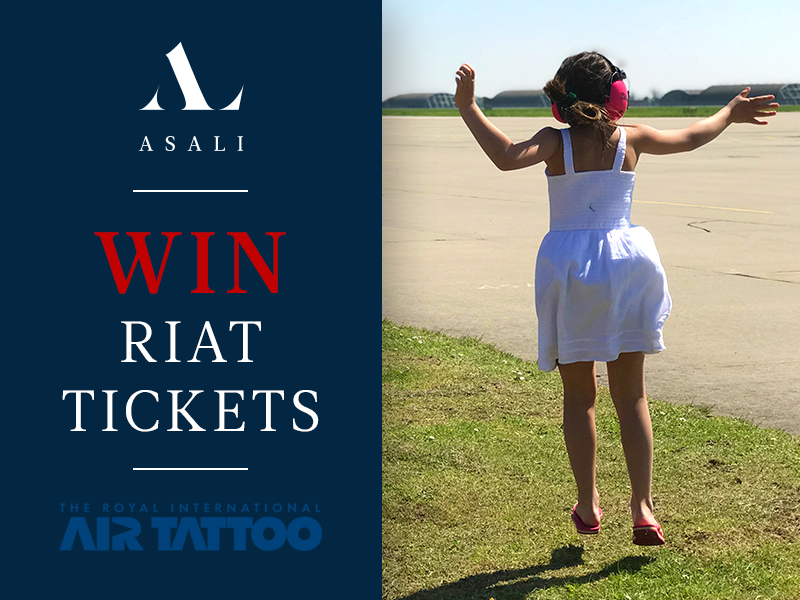 WIN RIAT Tickets