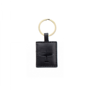 spitfire keyring leather