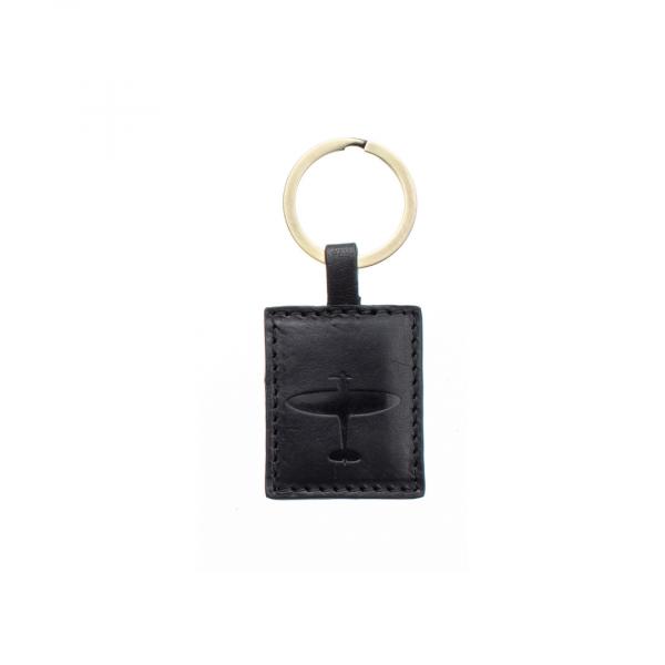 spitfire leather keyring asali