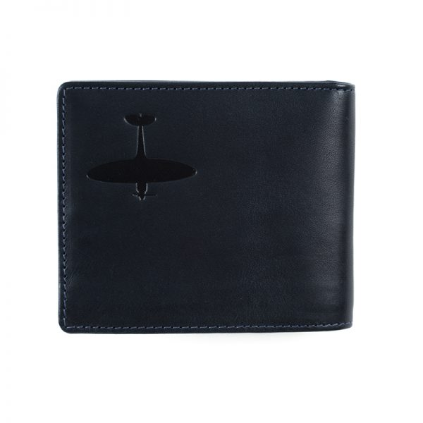 spitfire leather wallet, spitfire gifts for men asali designs