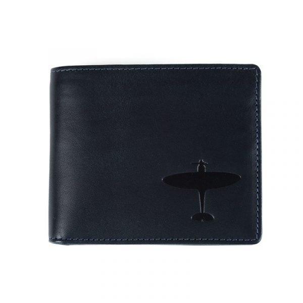 spitfire leather wallet, spitfire gifts for men asali designs
