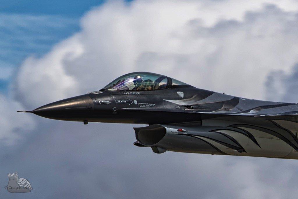 F16 Vador Belgium