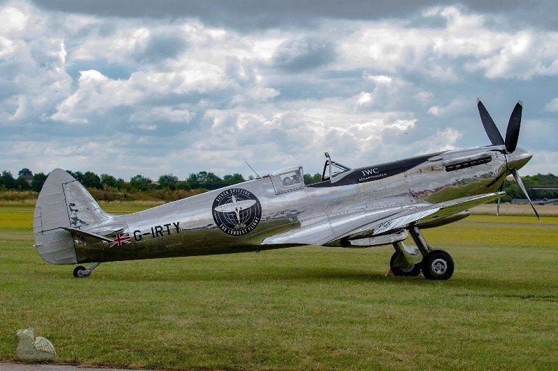 silver spitfire the longest flight