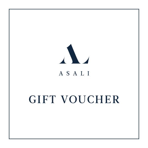 asali designs gift voucher