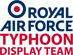 typhoon display team logo