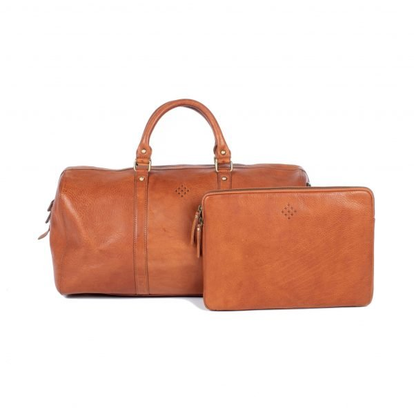 red arrows italian tan leather gifts asali designs