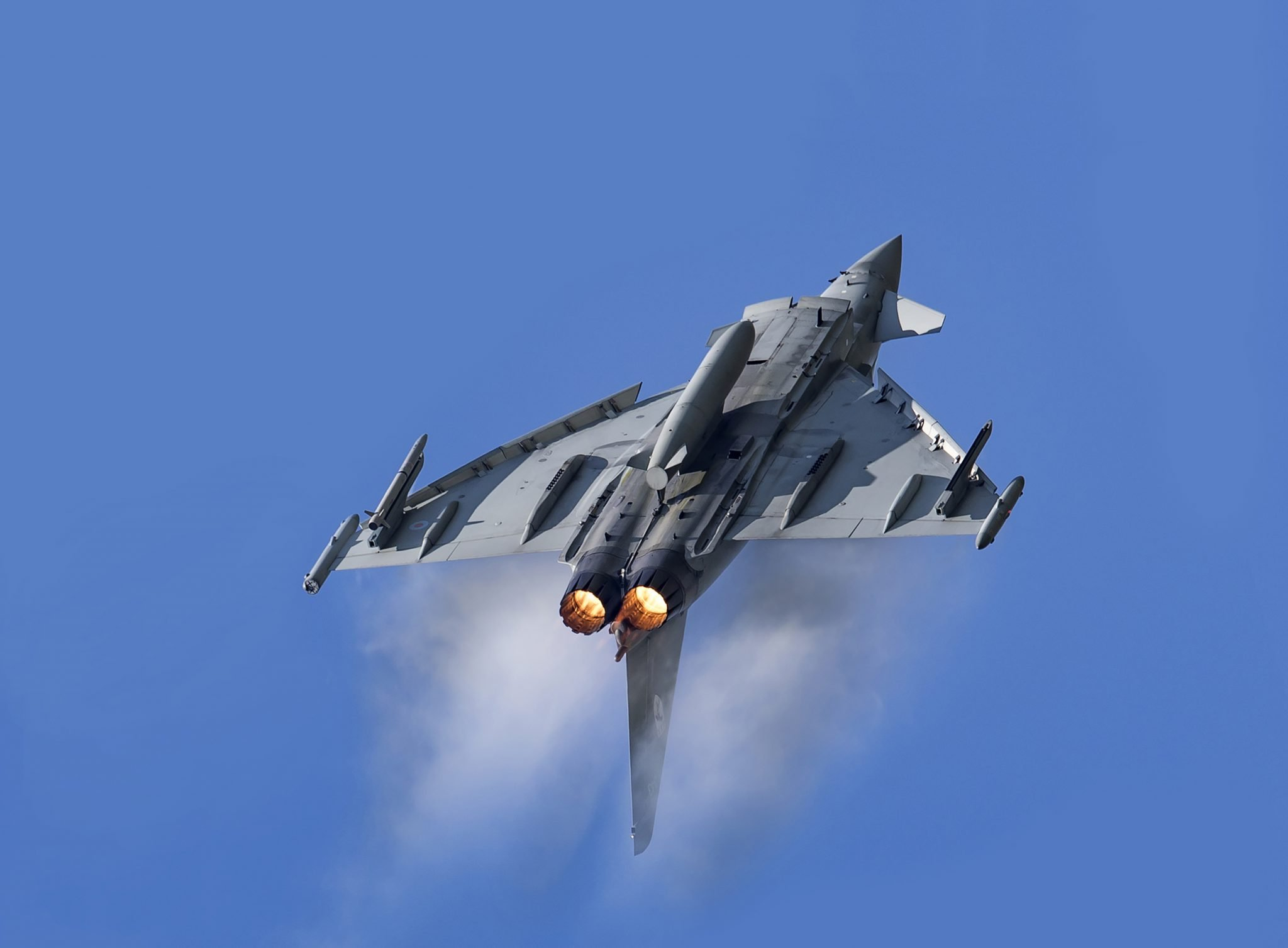 eurofighter typhoon asali designs craig sluman fast jet