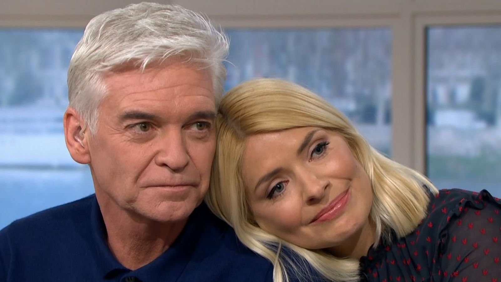 Mr Phillip Schofield – could we love you more?