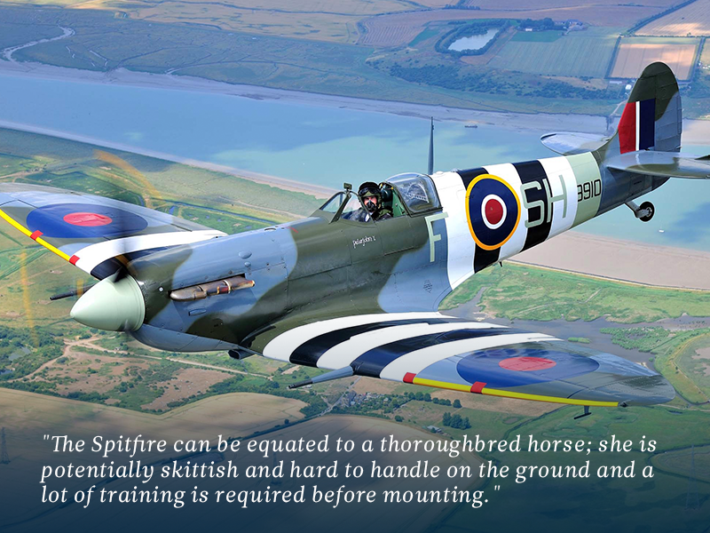 what is like to fly a spitfire asali speaks to spitfire pilots