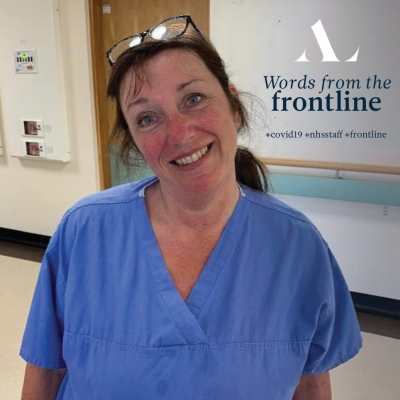 nhs nurse practitioner speaks about her role during the covid crisis and her favourite airshow