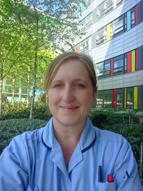 physio talks covid at queen alexandra hospital portsmouth