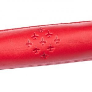 diamond 9 on red arrows pencil case asali