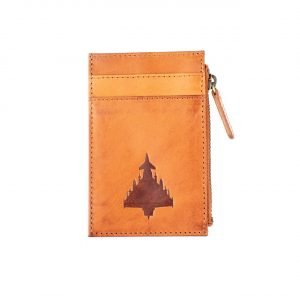 Eurofighter typhoon leather gift cardholder