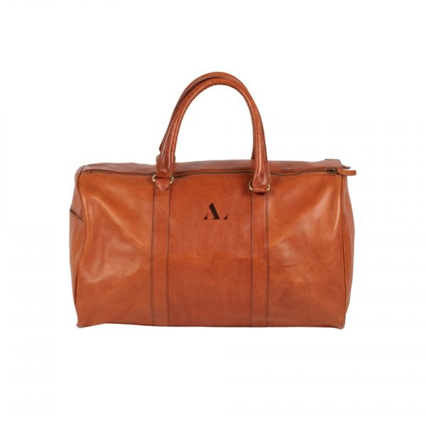 ASALI Travel bag italian leather