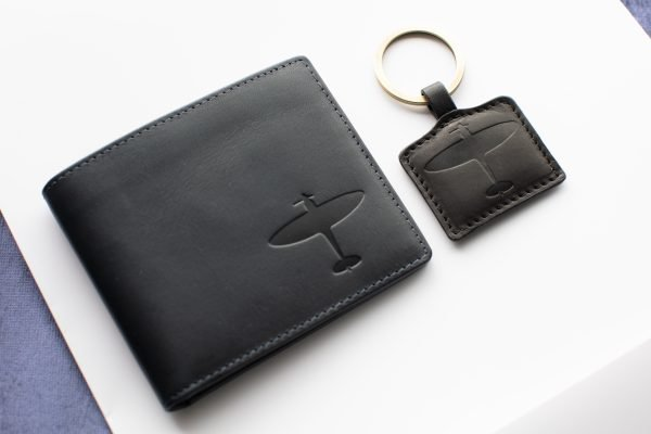Spitfire wallet and key ring christmas gift ideas