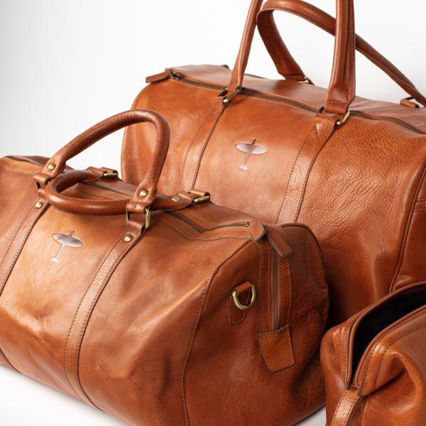 supermarine travel bag and weekend bag set
