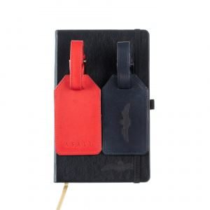 raf wings luggage tag and notebook asali designs