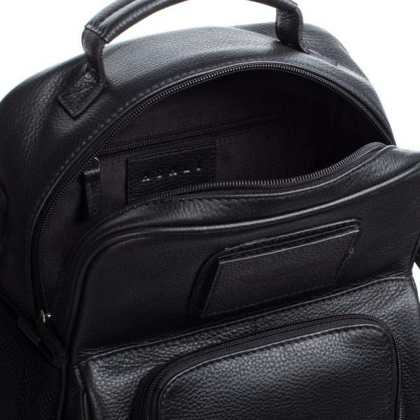 pilots nav bag leather bespoke logo wings