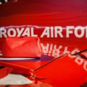 Red Arrows Wash Bags