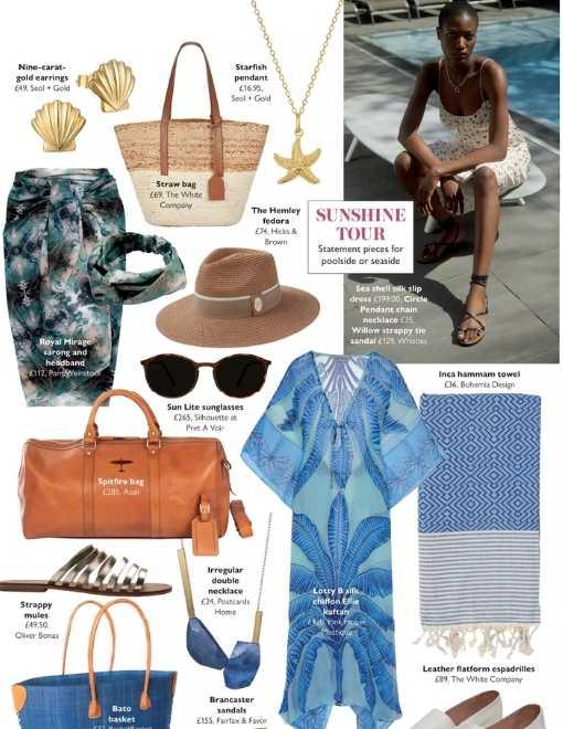 spitfire bag the lady magazine asali desigsn